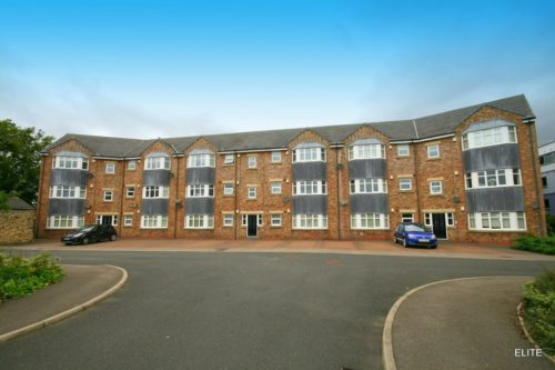 New Durham Courtyard, Gilesgate